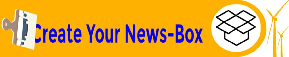 create news box banner